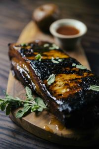 hot smoked belly of Old Spot with Basque cider RESIZED
